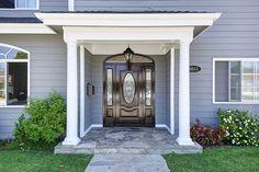 3653 Stoner Ave. Los Angeles, CA 90066 - The Noel Team Entrance, Garage Doors, Outdoor Decor, Home Decor, Noel, Entryway, Decoration Home, Room Decor