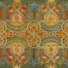 "Day 16 ~ WALLPAPER-A-DAY ""Chicago""     http://zoe-design.blogspot.com #Wallpaper #WallCoverings #InteriorDesign"