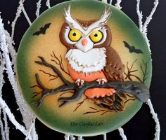 My Halloween Magic Owl! | Cookie Connection