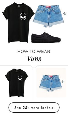 """Levi's One Of My Fav Brands"" by marsophie on Polyvore featuring Vans"