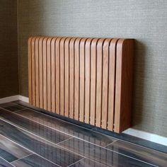 The home of cool bespoke designer radiator covers. The stylish, elegant & intelligent radiator cover solution. House Design, Radiators Modern, Decor, House Interior, Front Room, Home, Interior, Timber, Diy Radiator Cover