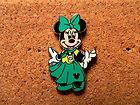 Minnie Mouse Disney Pin - 2013 Hidden Mickey Series - Disney's Pin Traders Icons #EasyNip