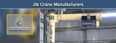 #Jib_Cranes: Smart Choice to Move Heavy Materials & Bulks