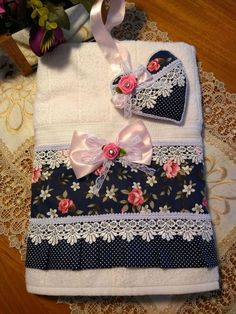Fair Projects, Apron, Homemade, Towels, Bath Towels & Washcloths, Hand Towels, Embroidered Towels, Quilt Table Runners, Towel Set
