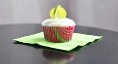 Key Lime Cheesecake Cupcakes
