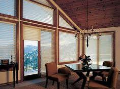 Window Treatments for Angles: Silhouette® window shadings,http://www.sophshades.com/products/SpecialtyShapes/AngledWindowTreatments