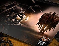 "Check out new work on my @Behance portfolio: ""Harley Davidson - Leyendas"" http://on.be.net/IvjmIS"