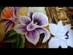 vídeo aula orquídea - YouTube