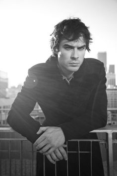 Ian Somerhalder I am completely in love with him after watching vampire diaries