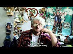 """Vídeo inspirador sobre o artesão Hélio Leites, que deixa a seguinte mensagem marcante: """"Fazer o que a gente não gosta é o pior desemprego do mundo"""". Dica de @Gil Giardelli"""