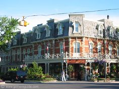 Niagara on the Lake----been there more than 8 times---never tire of this lovely town and the shops are amazing not to mention the great food