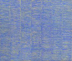 Susan Bleakley - Gold and Blue For Sale at 1stdibs