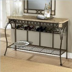 Hillsdale Furniture 4815-852 Brookside Fossil Server Sideboard, $379.00