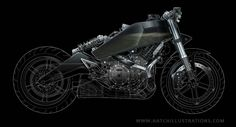 Buell Chassis 1000