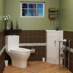 Complement the look of your bathroom with Mayford Floor Standing Corner Cabinet & Basin with Saffron Semi Flush to Wall Pan Corner Toilet at RoyalBath White Corner Cabinet, Bathroom Corner Cabinet, Royal Bathroom, Modern Bathroom, Bathroom Ideas, Corner Toilet, Basin Unit, Corner Space