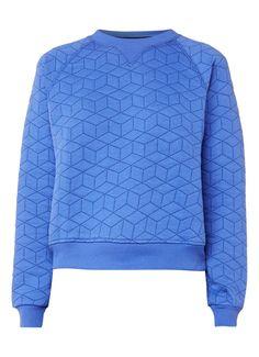 Op zoek naar G-Star RAW Warscha cropped sweater met doorgestikt dessin  ? Ma t/m za voor 22.00 uur besteld, morgen in huis door PostNL.Gratis retourneren.