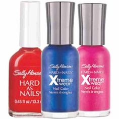 $1 off ANY Sally Hansen Nail Color Product Coupon on http://hunt4freebies.com/coupons
