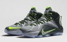 4ce9abaf3d7 LeBron 12 Dunk Force Release Date Nike Lebron