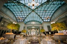 Harold Washington Library (Chicago) ... my initial location for a wedding.