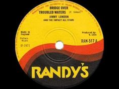 JIMMY LONDON - BRIDGE OVER TROUBLED WATER