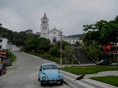 Iglesia Garopaba-Brasil