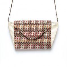 Ratafia_Pochette_1 Ratafia, Louis Vuitton Damier, Pattern, Bags, Fashion, Pouch Bag, Fashion Styles, Purses, Patterns