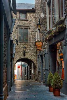 Medieval town of Kilkenny, County Kilkenny, Ireland
