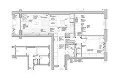 Interior Presentation, Floor Plans, How To Plan, Floor Plan Drawing, House Floor Plans