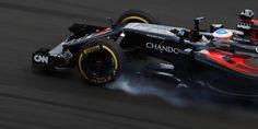 Fernando Alonso McLaren - Honda Sepang 2016