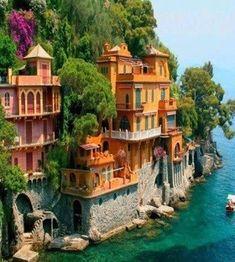 Amazing Turquoise Sea, Portofino – Italy