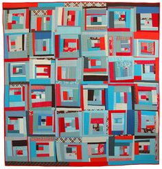 Cool Quilt!