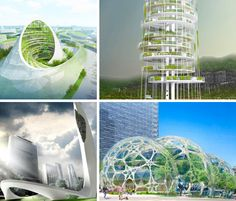 Cutting Edge Green Architecture: 12 New Building Designs