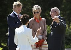 4th Day - King Willem-Alexander and Queen Maxima State visits Australia