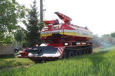 Fire tank!
