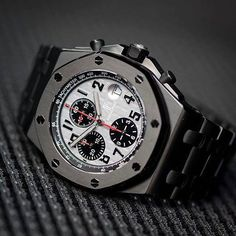 Royal Oak Black Edition Chrono