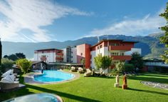 Spa Hotel in South Tyrol - Hotel Lindenhof in Naturns