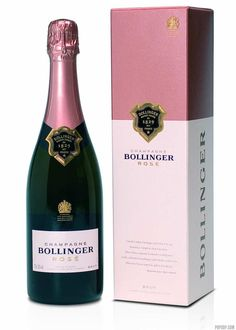 Bollinger Champagne- Rose yum! #FiftyShades @50ShadesSource www.facebook.com/FiftyShadesSource