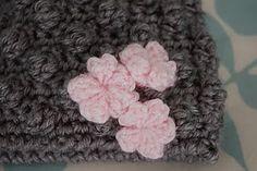 Alli Crafts: Free Pattern: Bobble Flower Applique