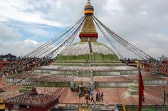 Bodhinath stupa