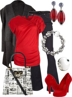 """Untitled #221"" by alison-louis-ellis on Polyvore"
