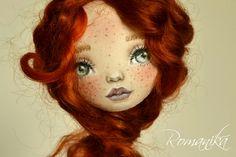 Dolls from Natalia Zhmaeva