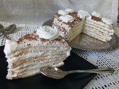 Hellena ...din bucataria mea...: Tort Milchmadchen Pudding, Desserts, Drinks, Kitchens, Tailgate Desserts, Deserts, Custard Pudding, Postres, Puddings