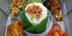 Nasi Box Nasi Uduk, makanan khas Jakarta yang populer secara nasional