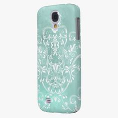 Love it! This Elegant Teal Damask Galaxy S4 Cases is completely customizable and ready to be personalized or purchased as is. It's a perfect gift for you or your friends.