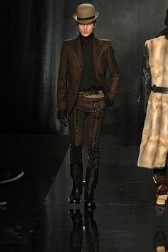 Jean Paul Gaultier Fall 2008 Menswear Fashion Show