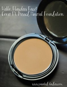 Cover FX Pressed Mineral Foundation Review
