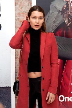 Bella Hadid en Nueva York