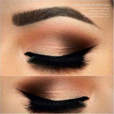 #maquillarcejas