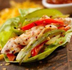 Lettuce Fajitas
