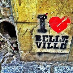 I love belle ville